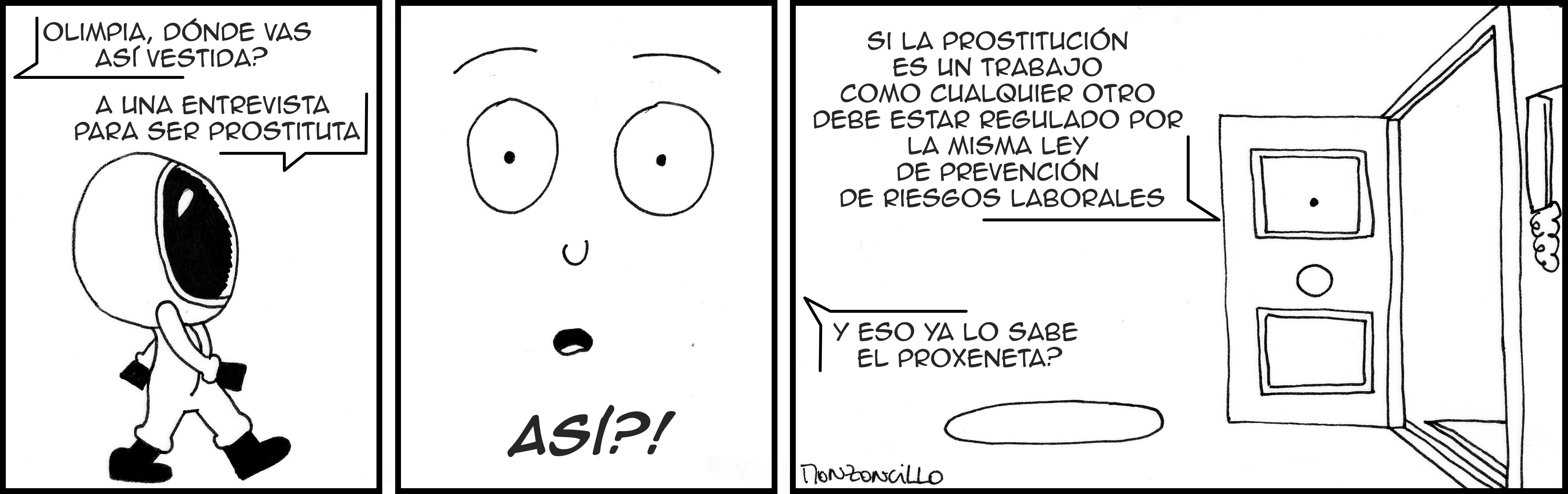 Feminismo, prostitución