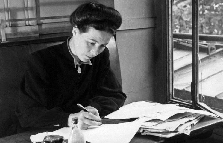 Simone de Beauvoir, el segundo sexo, feminismo