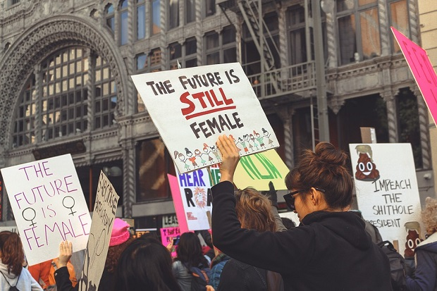 feminismo, mujeres en lucha, 8 de marzo, huelga, origenes