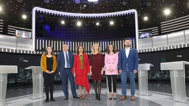 debate, cayetana alvarez, violación, feminismo, mujeres en lucha, elecciones