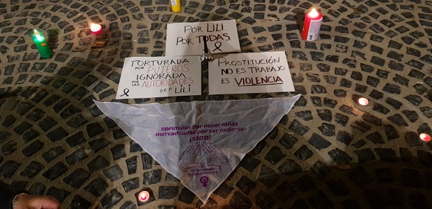 mujeres en lucha, feminismo, lily, barcelona, protituta