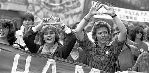 feministas, mujeres en lucha, feminismo radical, teoria queer, trans, genero, sexo