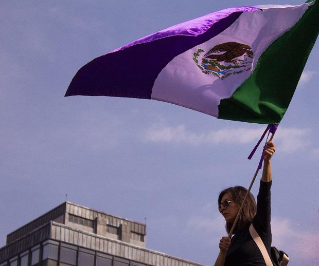 mexico, mujeres en lucha, feministas, feminicidios, america, machismo, asesinatos, toma, cndh, colectivos, protestas, manifestaciones