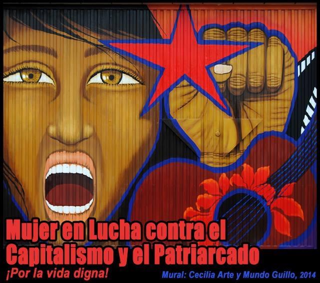 La Manada, justicia patriarcal, Feminismo, Lucha feminista,