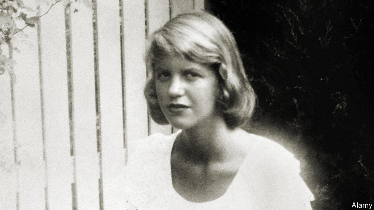 Sylvia Plath – Mujeres en lucha