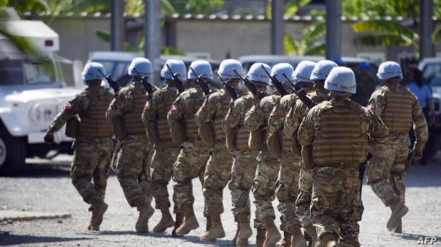 mujeres en lucha, feministas, mujeres, haiti, naciones unidas, soldados, cascos azules, oms, abusos sexuales, embarazos, violaciones